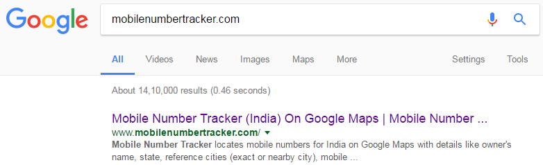 How to trace mobile number location online 1