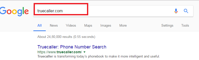 How to trace mobile number location online 4