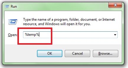 fast laptop speed delete temp file 2